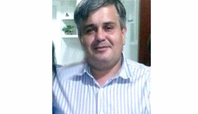 Faleceu aos 46 anos Evandro Caetano, irmão da Sandra Guiza Malhas de Fátima do Sul