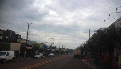 Início de mês será com pancadas de chuva em Fátima do Sul, diz Climatempo