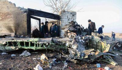 Queda de Boeing em Teerã deixa ao menos 176 mortos
