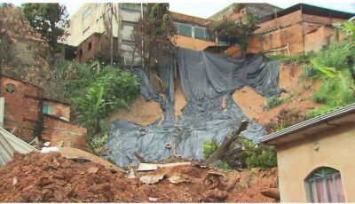 MG tem 47 cidades em emergência por causa da chuva; 38 morreram