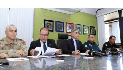 Investimentos, atuação integrada das forças de segurança reduzem quantidade de todos os crimes em MS