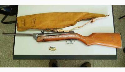 Adolescente ao manusear espingarda dispara e mata acidentalmente amigo de 13 anos em MS
