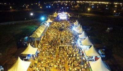 IVINHEMA: Prefeito Tuta confirma Carnaval de Rua 2020