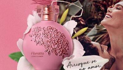 Nova fragrância do Boticário, traz um toque amadeirado para o clássico floral, veja em Fátima do Sul
