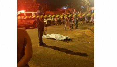 Jovem é morto a facada enquanto andava de skate em bairro de Campo Grande