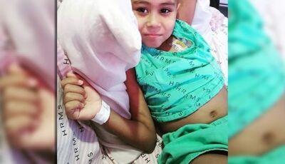 Menino de 7 anos com leucemia fica sem quimioterapia por falta de remédios no HR