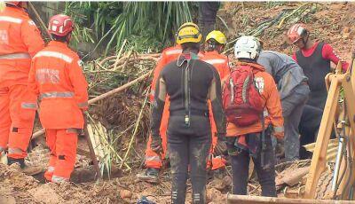 Chuva forte provoca 30 mortes, transtornos e alagamentos na Grande BH
