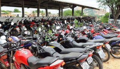 Ladrões levam mais de 18 motos de depósitos do Detran em cidades do MS