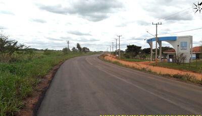Estado contrata conclusão de 7 km de asfalto em subtrecho da MS-382, em Bonito