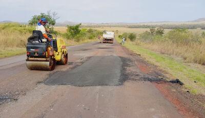 Estado de MS abre licitação para projeto de restauração da MS-384 e asfalto em bairros de Ivinhema