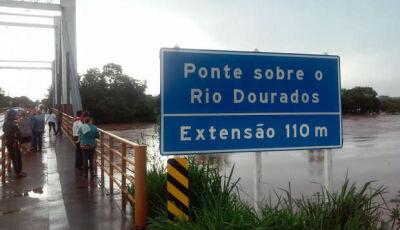 Corpo de homem é achado boiando no Rio Dourados em Fátima do Sul