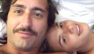 Ex-marido de Glamour Garcia se pronuncia e nega agressão: atriz tem medida protetiva