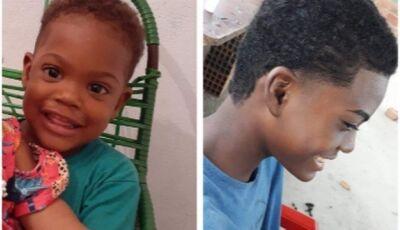 Fios de Alta tensão soltos matam irmãos de 2 e 14 anos, após levarem choque