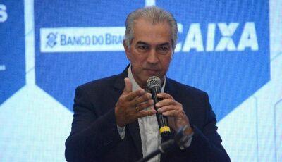 Em Brasília, governador Reinaldo Azambuja discutirá combustíveis e Reforma Tributária
