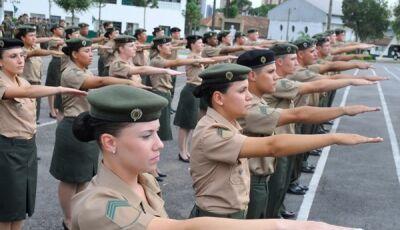 Concurso Exército: Saiu o edital com 1.100 vagas para nível médio