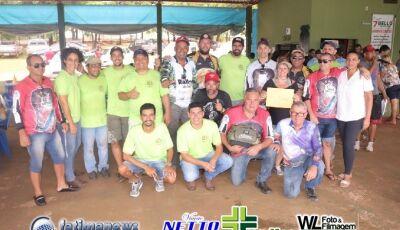 Confira as FOTOS do 3º Torneio de Pesca Esportiva no Pesqueiro 7 Bello em Vicentina