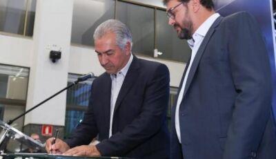 Governador e prefeitos aderem a lei que facilita abertura de negócios