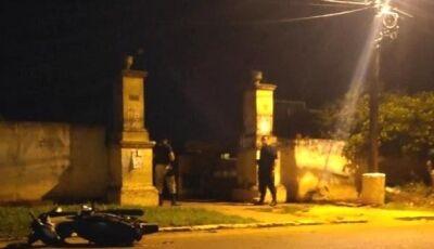 Dois homens são executados a tiros durante festa de aniversário em MS