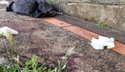 Morador de rua é encontrado morto com perfuração na axila em MS