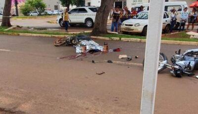 Fugindo da polícia, assaltantes cruzam fronteira e um morre em acidente