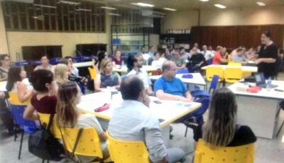 Seminário Interno na UNIGRAN traz novas metodologias ativas