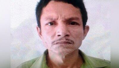 Após denúncia anônima, homem que matou namorada a marteladas é preso em Culturama