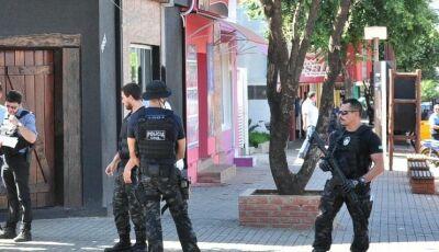 Suspeito de cometer dois assaltos e um furto é preso pela Polícia Civil em Bonito (MS)