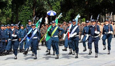 Governo convoca aprovados para Cursos de Formação de Oficiais da PM e Bombeiros