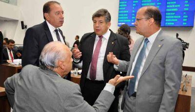 Barbosinha anuncia que não será mais líder de Reinaldo na Assembleia Legislativa