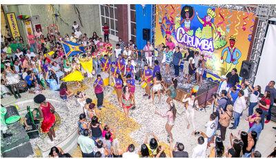 Com apoio do Estado, carnaval de Corumbá já começou e deve movimentar R$ 13 milhões