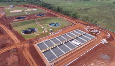 Governo de MS investe R$ 5,4 milhões para ampliar rede de esgoto em Dourados