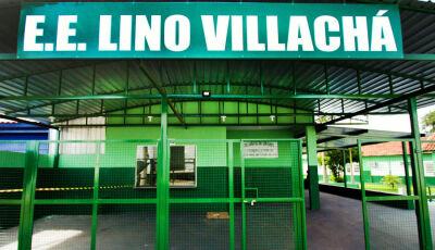 Governador entrega reforma de escola em Campo Grande nesta sexta-feira