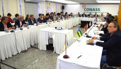 Em Brasília, secretário de Saúde de MS discute estratégias de enfrentamento ao coronavírus