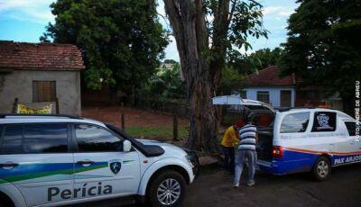 Homem é executado com 15 tiros de pistola em Ponta Porã