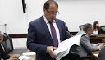 Azambuja escolhe Gerson Claro como liderança do Governo na Assembleia Legislativa