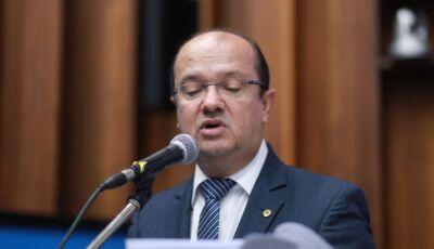 Projeto de Barbosinha prevê disponibilização de álcool gel em locais públicos e privados de MS
