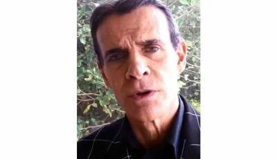 Mário Gomes fala de suspeita de novo cancer de próstata: 'não vai me matar'