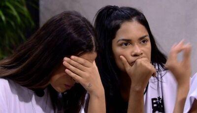 Mari Gonzalez chora e Bianca Andrade critica Rafa Kalimann no 'BBB20': 'Manipuladora