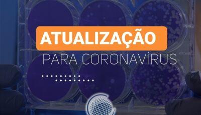 ATUALIZAÇÃO: Fátima do Sul descarta 01 e mantém 01 suspeito, MS tem 05 confirmados e 36 contaminados