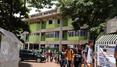 Escolas estaduais têm aulas suspensas a partir do dia 23 de março