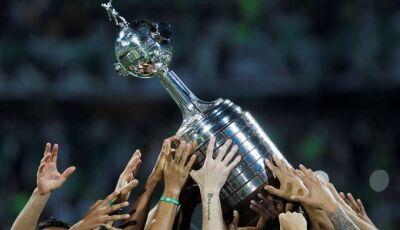 Confira os horários dos jogos das 4 equipes brasileiras que estreiam nesta terça-feira Libertadores