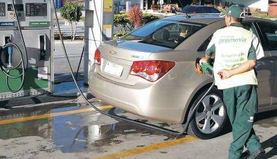 Petrobras reduz preço da gasolina novamente. Só esta ano a empresa baixou em 45,1%
