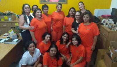 JATEÍ: Detentas doam seus cabelos para pacientes com câncer do Hospital do Câncer de Barreto