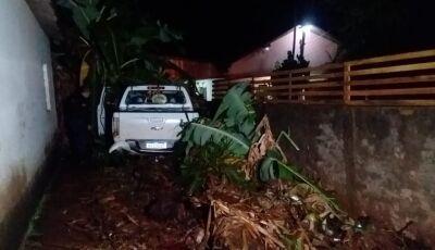 Homem é executado a tiros dentro de caminhonete em Dourados