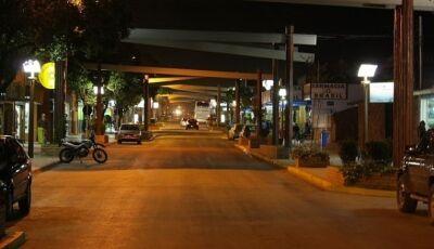 A 3ª cidade em MS proíbe circulação de pessoas das 20h às 04h da madrugada