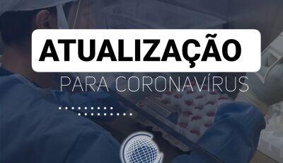 Fátima do Sul e Vicentina continuam na lista, MS tem mais 03 casos em 24h com 31 contaminados