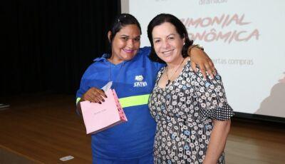 JATEÍ: Semana da Mulher termina com homenagens, VEJA AS FOTOS