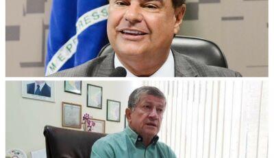Mesmo isolado com coronavírus, senador Nelsinho Trad viabiliza R$ 600 mil para maquinários em Jateí