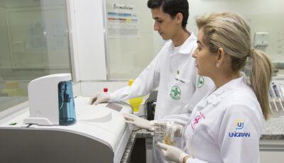 Atuação do profissional biomédico se destaca na pandemia do coronavírus