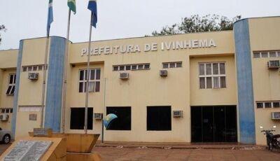 IVINHEMA: Prefeitura recebe inscrições até dia 9 para 121 vagas